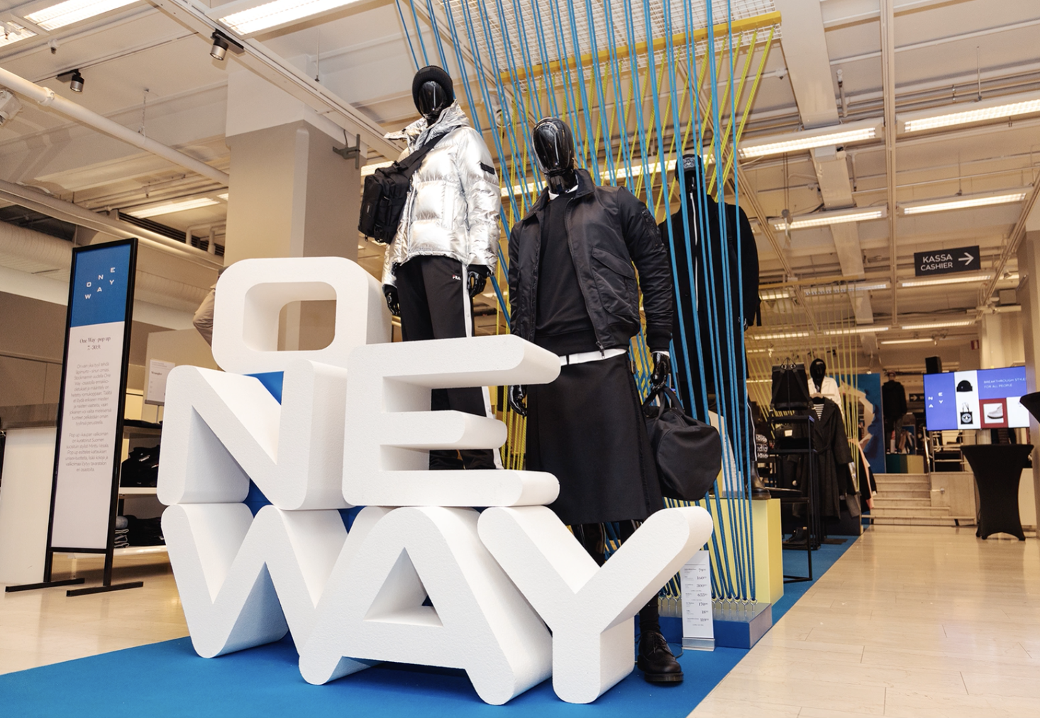 This Department Store Opened a Gender-Neutral Shopping Floor