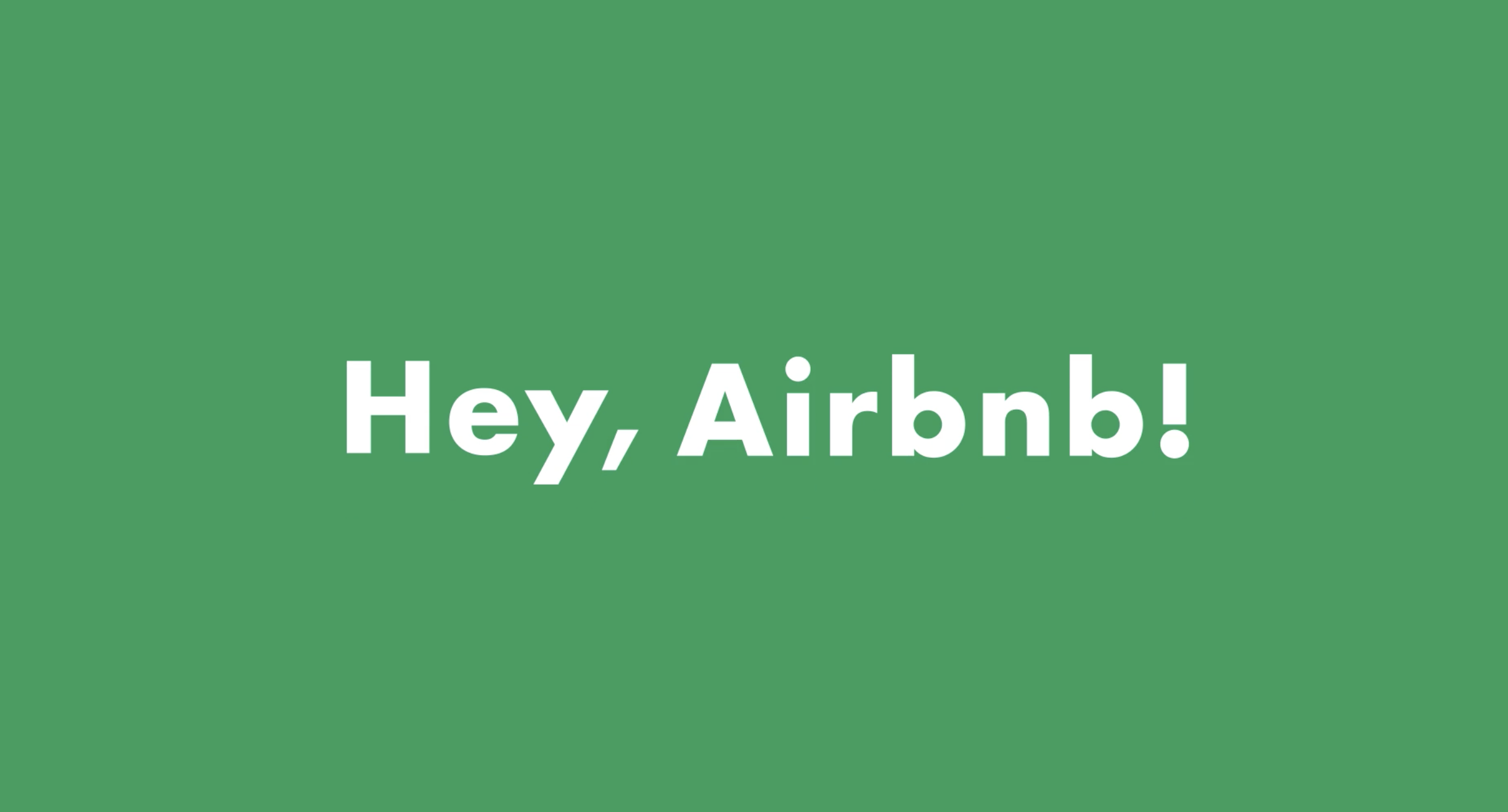 Neste Nudges Airbnb to Add Sustainability Category with Playful Launch of Zerobnb.com